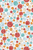 Pattern floral Royalty Free Stock Image