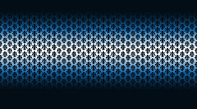Pattern floral blue background Stock Photos