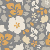Pattern floral seamless Stock Image
