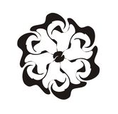Pattern flower. Pattern flover for web and graphic design Stock Photo