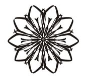 Pattern flower. Pattern flover for web and graphic design Royalty Free Stock Photography
