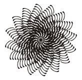 Pattern flower. Pattern flover for web and graphic design Stock Image