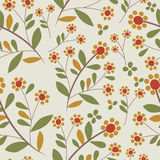 Pattern flower Royalty Free Stock Photos