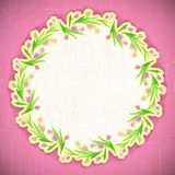 Pattern flower Background vector april web Stock Photos