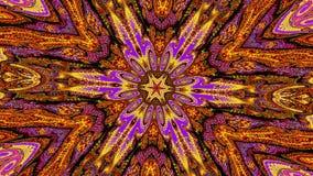 Pattern - a flower stock footage