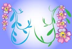 Pattern flower Royalty Free Stock Image
