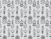 Pattern flower seamless Royalty Free Stock Photo