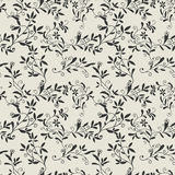 Pattern flower seamless Stock Image