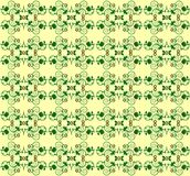Pattern with flower seamless texture Stock Images