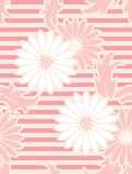 Pattern of flowers. Stock Photography
