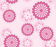Pattern of flowers. Stock Photo