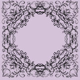 Pattern for frame Royalty Free Stock Images