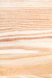 Pattern of fresh oiled ashwood board Royalty Free Stock Image