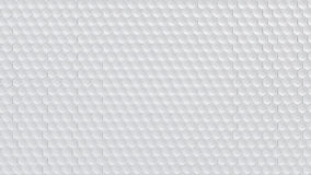 Pattern Fretwork background. Cell grey Stock Photography