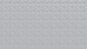 Pattern Fretwork barelief lux. Grey Royalty Free Stock Photos