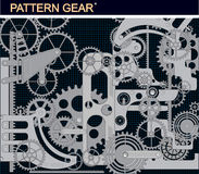 Pattern gear Stock Photography