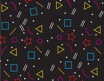 Pattern Geometric Background texture black,abstract background blaack. Pattern Geometric Background texture black,abstract background black Design Stock Image