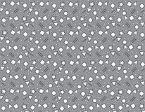 Pattern Geometric Background texture gray Design. Pattern Geometric Background texture gray grey Stock Images