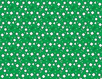 Pattern Geometric Background texture green Design. Pattern Geometric Background texture gray green Royalty Free Stock Photo