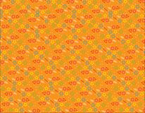 Pattern Geometric Background texture Orange Design. Pattern Geometric Background texture Orange Stock Photo