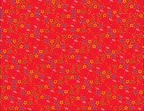Pattern Geometric Background texture Red Design. Pattern Geometric Background texture Red Stock Images