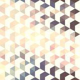 Pattern geometric. Background with triangles. Retro pattern of geometric shapes. Geometric retro background. place for your text on the top. Colorful mosaic Stock Photos