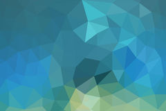 Pattern of geometric shapes. (triangle abstact background royalty free illustration