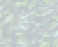 Pattern of geometric shapes. Stock Image