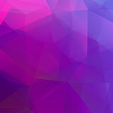 Pattern with geometric shapes Triangle.  EPS 10 Royalty Free Stock Photography