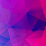 Pattern with geometric shapes Triangle.  EPS 10 Royalty Free Stock Photo