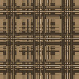 Pattern geometric - vintage color royalty free stock images