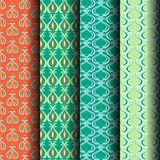 Pattern geometrical. Can be used endlessly Stock Photo