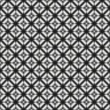 Pattern from geometrical figures Stock Photography