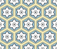 Pattern-12 geometrico illustrazione di stock