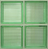 Pattern of glass block Royalty Free Stock Photos