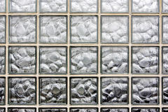 Pattern of glass block Stock Photography