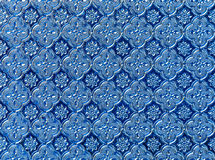 Pattern glass Royalty Free Stock Photo