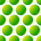 Pattern with glowing circles. Dotted pattern. seamlessly repeat Royalty Free Stock Image