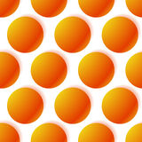 Pattern with glowing circles. Dotted pattern. seamlessly repeat. Able - Royalty free vector illustration Stock Photography