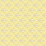 Pattern gold seamless background Stock Photography