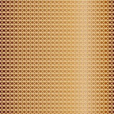 Pattern of golden mesh Stock Images
