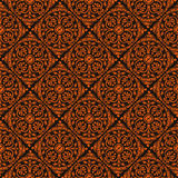 Pattern-gothic Royalty Free Stock Photography