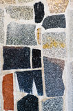 Pattern of granite stone Royalty Free Stock Photography