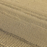 Pattern of grated sand at the Beach in Miami Royalty Free Stock Photo