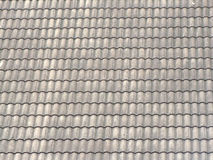 Pattern of gray corrugated Royalty Free Stock Image