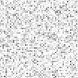 Pattern with gray dots Royalty Free Stock Image