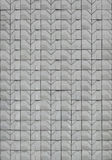 Pattern of gray wall tile stock photo
