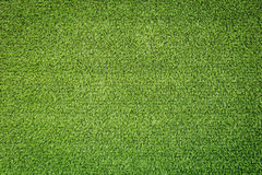 Pattern of green artificial grass texture and background Royalty Free Stock Photography
