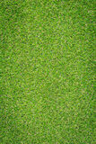 Pattern of green artificial grass texture and background Royalty Free Stock Photos