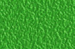 A pattern of green color mosaic background Stock Photos
